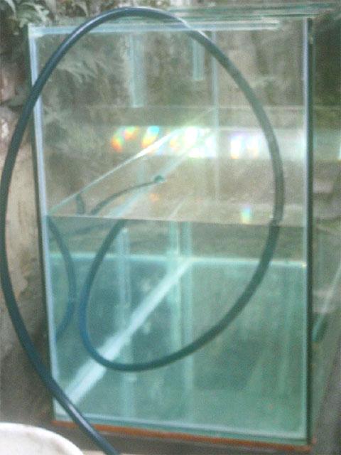 Aquarium étanche